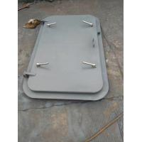 Best Weathertight Marine Doors Q235 Steel Material With ABS / BV Certification wholesale