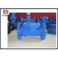 China Water Rubber Flapper Check Valve , Resilient Seated Check Valve Ss Bolt Nut on sale
