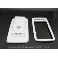 China Cold / Hot Runner Injection Molded Plastic Parts Injection Mold Components on sale