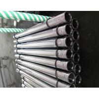 Best Customized CK45 / ST52 Hollow Round Bar For Hydraulic Cylinder wholesale