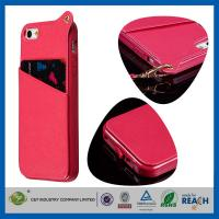 Buy cheap PU Leather Apple Cell Phone Cases product