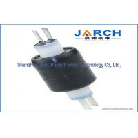 Buy cheap Gigabit Ethernet Mercury Slip Ring A2H 1800RPM 25.3mm Outer with CE FCC from wholesalers