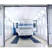 China Minibus painting spray booth 9M on sale