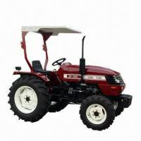Best Wheel Tractor with 2.8 Minimum Turning Radius and Dual-stage Clutch wholesale