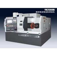 Best 5 Axis CNC Spiral Bevel Gear Lapping Machine, Siemens System Automatic Retractable Protection wholesale