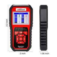 Best ABS Housing Automotive Diagnostic Tool Konnwei Kw850 Bosch Autel Launch Ancel Obd2 wholesale
