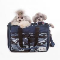 Best Camouflage Pattern Pet Travel Bag , Dog Carrier Purse With Waterproof Lining wholesale