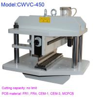 LED PCB Depaneling Machine high speed steel for SMT Assemble Line
