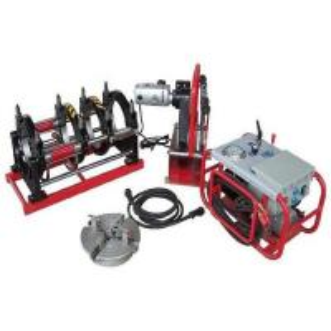 China Plastic pipe welding machine on sale