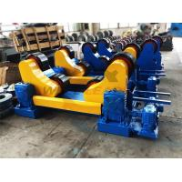 Best Standard 20 Ton Industrial Pipe Welding Rotator PU Rollers For 20m Pipes Welding wholesale