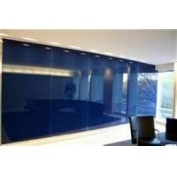 China Heat absorbing custom security Colored tinted Tempered Glass for household appliance on sale