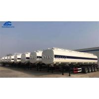 China 4 Axles Oil Tank Trailer on sale