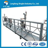 Suspended working gondola, building cradle, steel working platform manufacturer in China