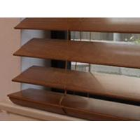 Best high quality wood blinds slat 25mm 50mm wholesale