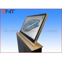 Buy cheap 7.3 Cm Width Automatic Computer Screen Lift For Conference Meeting Room product