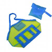 Beach Mesh Tote Bag Beach Toys/Shell Bag Stay Away from Sand for The Beach, Pool, Boat - Perfect for Holding Childrens'