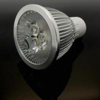 Buy cheap 3W GU10 LED Bulb with 2,700 to 7,000K Color Temperatures/300lm Luminous Flux/50 from wholesalers