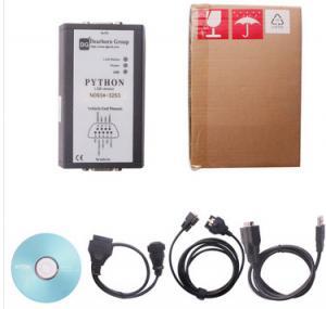 China USB Port Heavy Duty Truck Diagnostic Scanner , Dearborn Python Nissan Diesel Diagnostic Instrument on sale