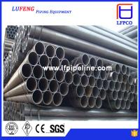 Best Factory supply schedule 40 black carbon steel pipe price wholesale