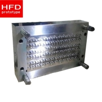China 72 Cavities Pom Slider And Puller 3000000 Shots Plastic Injection Mould on sale