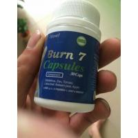 BURN 7 fat burner quick lose weight best choice for diet herbal slimming pill