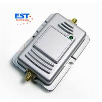 China SMA Wireless Signal Repeater / Amplifier / Booster EST-1W , 2400 - 2483HMZ on sale