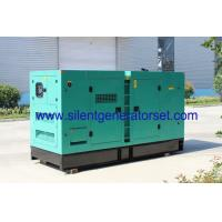China 26KW PERKINS Diesel Generator Set 50HZ Frequency Open Controller Output on sale