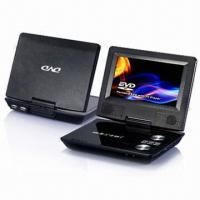 Best 7.8 Inches Portable DVD Player with TV, Game, MPEG4, USB, Card Reader and 180° Swivel Screen wholesale