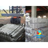 Best New!!! Marine Outfitting Equipment  Zinc Anode For Port And Offshore Engineering Facilities wholesale