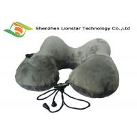 China Anti Static U Shaped Neck Pillow Provides ReliefFor Travel / Home Neck Pain on sale
