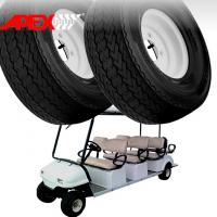 Best APEX 18x6.50-8 Golf Cart Tire for Bradshaw Vehicle, Green Max wholesale