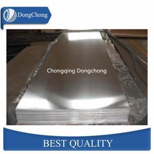 Best 1235 3102 Plain Aluminium Alloy Sheet PE Film One Side Brewing Industries Use wholesale