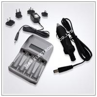 Best 3.6V / 4.5V 1A Electronic Nimh Battery Chargers , Multi Plug AC Adapter With Over Voltage Protection wholesale