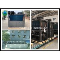 Best Galanvized Steel Central Air Source Heat Pump For Hotel , School , Home wholesale