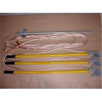Best Power HV temporary earthing equipment  and Electric Security Tools - Grounding Equipment Sets with Grounding Rod wholesale