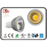 Buy cheap Cold Forging 560LM COB Gu10 Led Bulb 7W 3000K , ETL Approval from wholesalers
