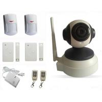 Best Indoor Dome IP Camera Remote control home security alarm system wholesale