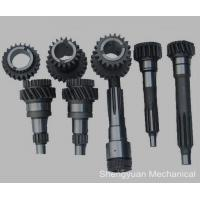 Best Custom Precision Gears , Bronze Helical Gear W / Pin for Printer and Textile Machine wholesale