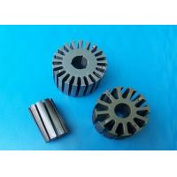 ± 0.01mm Tolerance Electrical Lamination Stamping DI 320 Silicon Steel For Fan Motor