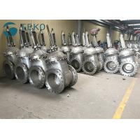 Best API600 Trim Heavy Duty Metal Seated Wedge Gate Valve With Flange End wholesale