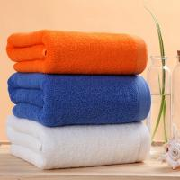 China Hotel&Spa 35*76cm(14''*30'') Cotton Pure White Soft face towel, hair towel, hand towel on sale