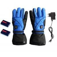 Best 7.4v Battery Heated Gloves with 3-level Temperature Adjustable wholesale