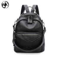 China Chinese factory real leather lady bags wholesale price gilr's jdm backpack on sale