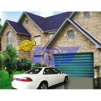 China Germany technique fiberglass panel automatic garage door on sale