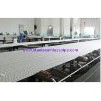 Best S31254 Thickness 2.11mm Duplex Stainless Steel Pipes For Pollution Control Equipment wholesale