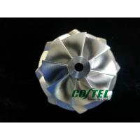 Best Garrett Gen II GTX3071R Point Milling Turbo Billet Compressor Wheel 8+0 Blades wholesale