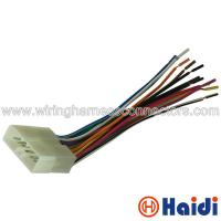 Buy cheap Auto 16 pin electric Custom made OEM Automotive Wiring Harness for Honda HD1692-11 product