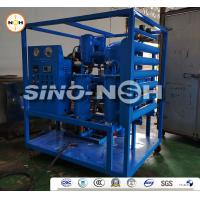 Buy cheap Vacuum Transformer Oil Filtration Machine Treatment Plant / Insulating Oil from wholesalers