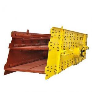 Best Industrial Vibrating Screen Machine , Soil Mechanical Sieve Shaker wholesale