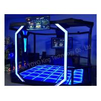 China 220V 9D Virtual Reality Simulator Zombi Game Platform Game Multiplayer For VR Cage on sale